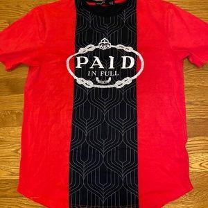 Red & black Hudson shirt